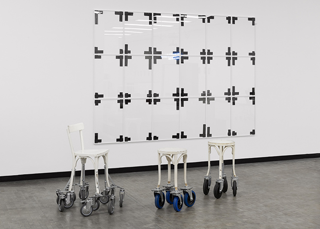 view new ways of doin nothing exhibition Kunsthalle Wien 2014